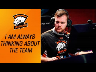 "VP at ELEAGUE Major. Interview with NEO: ""I am always thinking about the team"" 