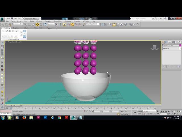 Mass Fx Rigid Body Tutorial 3Ds Max