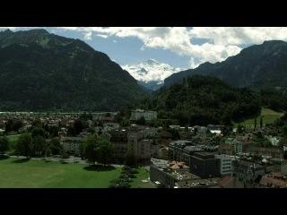 Interlaken - сердце Швейцарии
