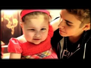Justin Bieber Me & Mrs Bieber My little angel