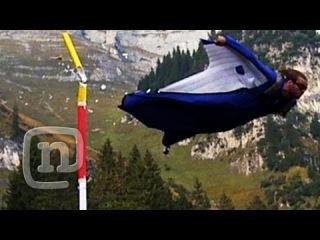 Making Of Alexander Polli Wingsuit Gate Bashing: Precision Of Human Flight