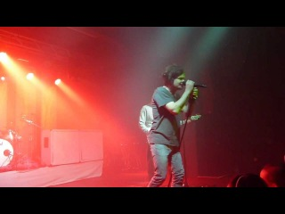 The rasmus - Intro + First day of my life ( Praha . 2012 )