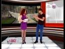 Alexander Rybak on TV show Stol Zakazov RuTV 7 11 2012