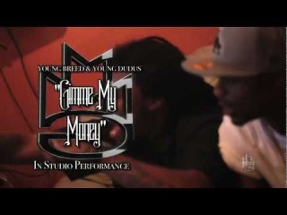 Young Breed & Young Dudus - Gimme My Money In Studio Performance