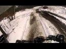 PitMoto покатушки 1 [Первый снег]