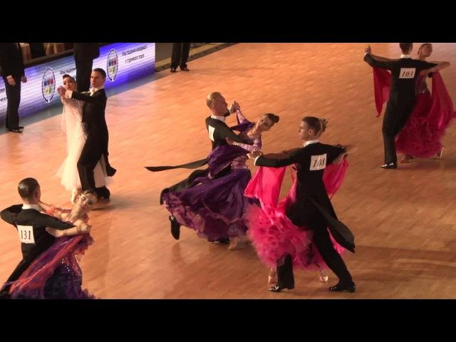 Sergey Avenirov Olga Nayanova 1 4 Tango