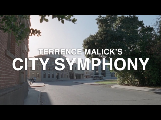 Terrence Malick's Knight of Cups - A City Symphony in Disguise