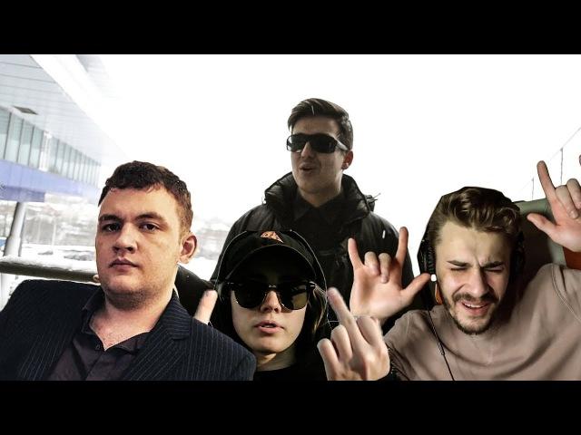 Дисс на Юлика, Кузьму, Лиззку, потому что они вместе с Лентой.Ру сняли рекламу выборов.