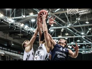 Nizhny Novgorod vs Tsmoki-Minsk Highlights Nov 12, 2017