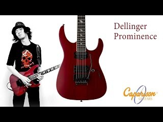 Caparison Guitars | Dellinger Prominence demo by Jake Cloudchair