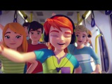 LEGO Friends musikvideo – We've Got Heart (SE)