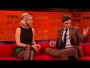 Jennifer Lawrence and Eddie Redmayne - The Graham Norton Show