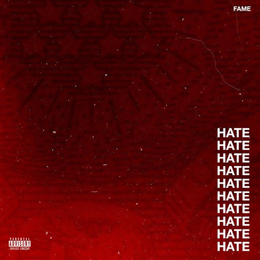 Fame альбом Hate