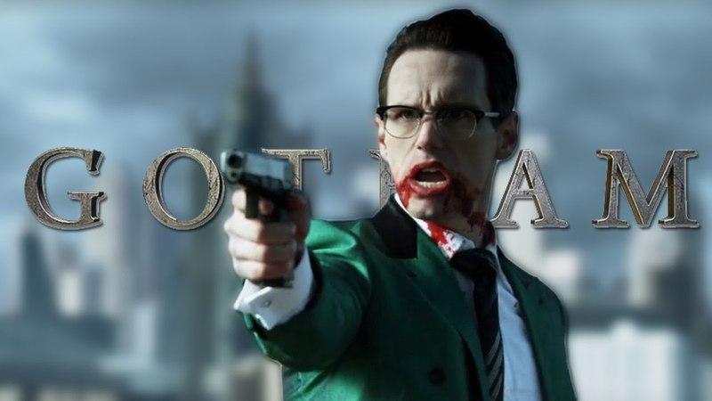 Reaction | 15 серия 4 сезона Готэм/Gotham