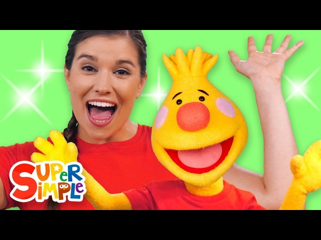 Open Shut Them 2 Opposites Song For Kids Sing Along With Tobee