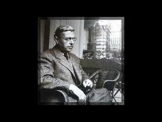 Жан-Поль Сартр, французский философ (радиопостановка)
