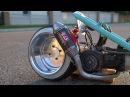 Honda Ruckus GY6 Teaser! | STRETCHED SLAMMED
