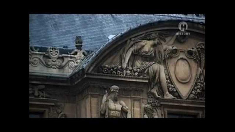 Парижский Лувр The Louvre Paris