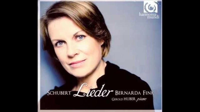 Bernarda Fink - Gerold Huber Schubert, Lieder