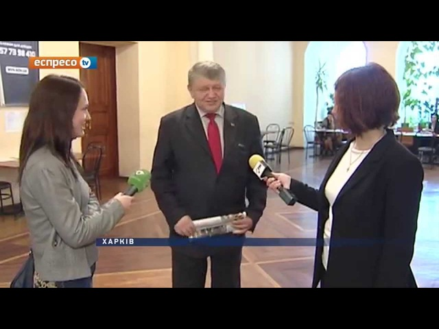 У Харкові відбирають кандидатів до поліції