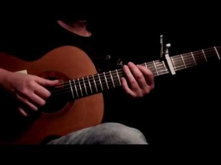 Kelly Valleau - Uptown Funk (Mark Ronson ft. Bruno Mars) - Fingerstyle Guitar