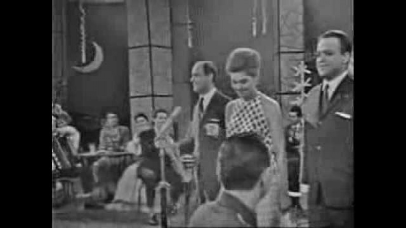 Габриэла Германи - Dobrý den, majore Gagarine(1963., Чехословакия)