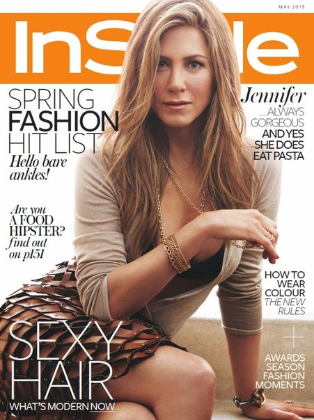 InStyle UK - May 2015vk.com