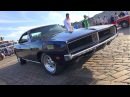 1969 Dodge Charger R/T 440 - Angry V8 Startup Sound and Revs!