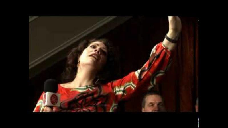 Sondra Radvanovsky Performs Puccini, Verdi, Duparc, and Rachmaninoff