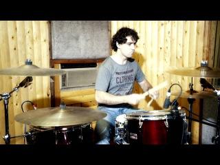 "Константин Войнов, г. Москва - ""For Your Life"", Led Zeppelin drum cover"