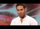 The X Factor 2009 - Danyl Johnson - Auditions 1 (itv/xfactor)