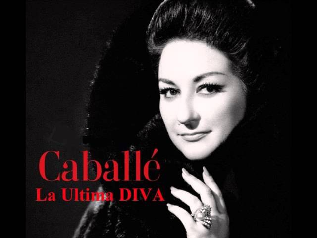 Montserrat Caballe Pur dicesti o bocca bella Antonio Lotti