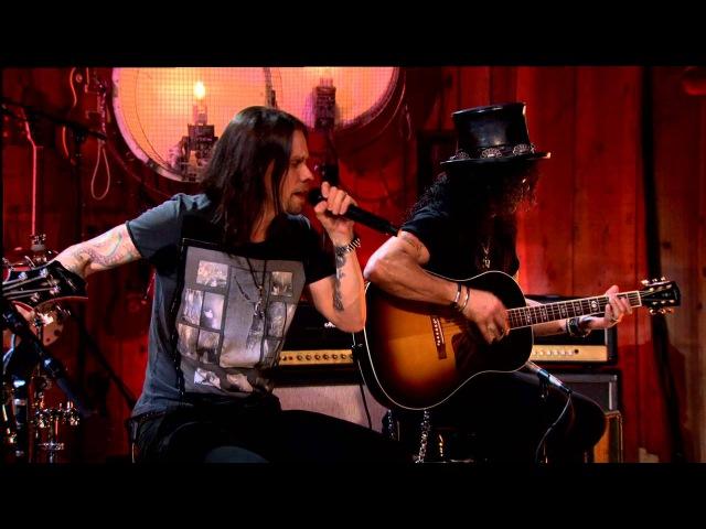 Slash Beggars and Hangers On Guitar Center Sessions on DIRECTV