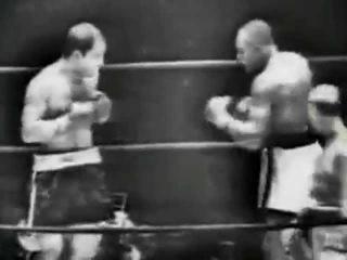 Рокки Марчиано - Джерси Джо Уолкотт - Бой года 1952
