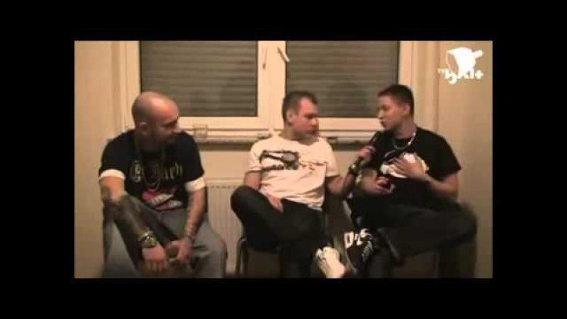 1.Kla$,Czar,Schokk,Oxxxymiron,Syndikat,Spez,Buhoi - Interview (2009)