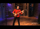 The Commander In Chief performs Evolution live on EMGtv