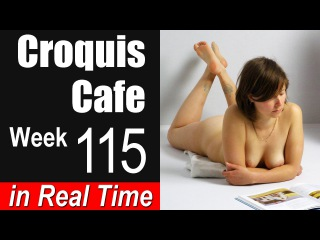 The Croquis Cafe: The Artist Model Resource, Week 115