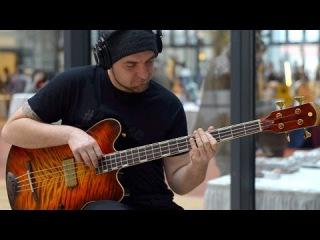 VERSOUL SWAN BASS - René Flächsenhaar - Holy Grail Guitar Show 2014