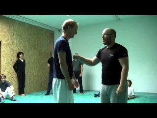 SYSTEMA ISRAEL HOW TO DEVELOP NATURAL STRIKING ON THE MOVE
