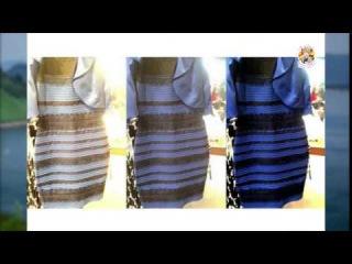 КАКОГО ЦВЕТА ПЛАТЬЕ? Желтое с Белым или Черное с Синим? Шок вся правда фейк!