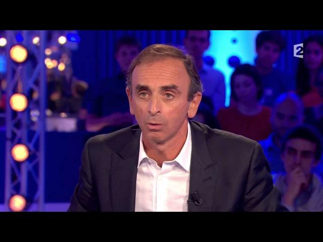 Eric Zemmour Le suicide français On n'est pas couché 4 octobre 2014 ONPC