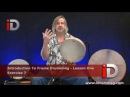 Beginners guide to the Frame Drum Pete Lockett Part 1