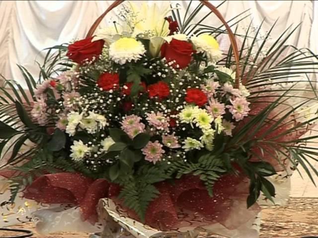 ТАВАКАН Народный праздник в Санкем Тавакане Часть 1 4 2009г