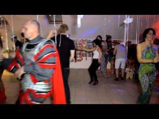 D'estilo New Year Party '14-15. Salsa.