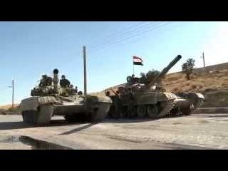 Сирия Сегодня! Русские в Сирии! Russian troops in Syria 2015