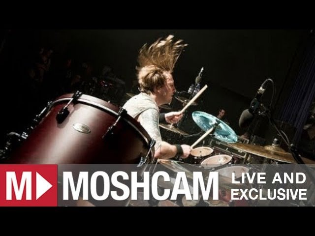 Bullet For My Valentine The Last Fight Live in Birmingham Moshcam