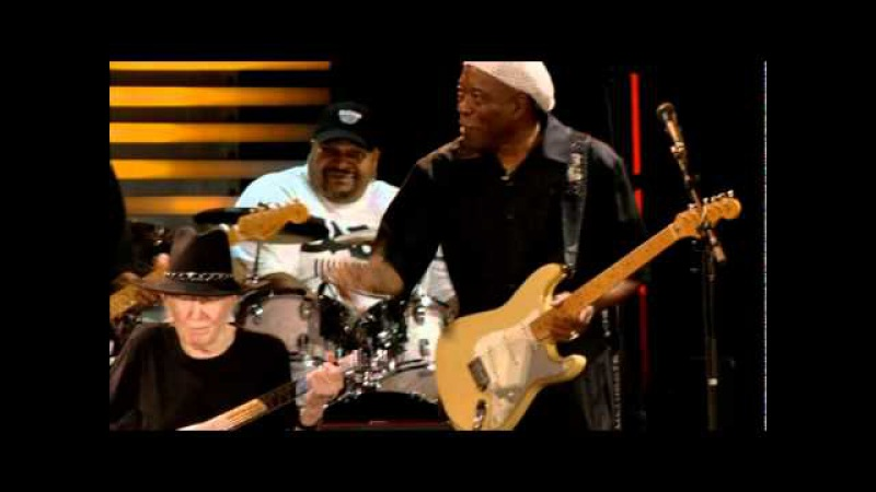 Sweet Home Chicago Buddy Guy Eric Clapton Johnny Winter Robert Cray Hubert Sumlin