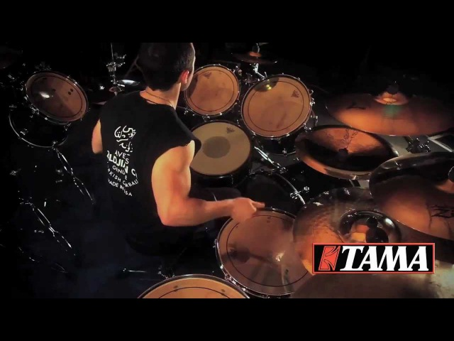 4ARM Submission For Liberty Michael Vafiotis Drum Cam TAMA Drums