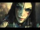 Музыкальное видео клип Slipknot. Алиса в стране чудес.mp4