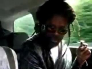 Jamaicans in a car we smoking ganja weed song, afrikan simba feat deadly hunta ampamp errol bellot